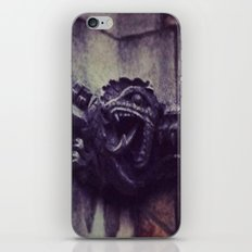 Gargoyle (Yale, CT) iPhone & iPod Skin