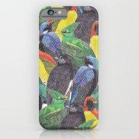 Birds Birds Birds iPhone 6 Slim Case