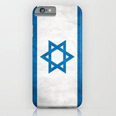 Israel Flag  iPhone 6 Slim Case