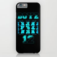 BOYZ 12 iPhone 6 Slim Case