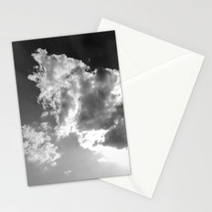 dark above Stationery Cards