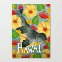 Hawaii Canvas Print