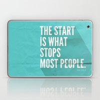 The Start Laptop & iPad Skin