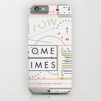 Haikuglyphics - Thyme iPhone 6 Slim Case