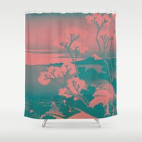 Tokaido Shower Curtain