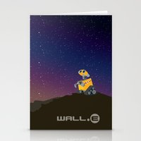 Wall.e Stationery Cards