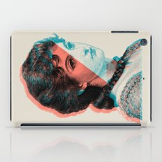 Splitsecondfeeling iPad Case