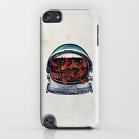 iPod Touch Cases featuring Within (helmet) by Seamless