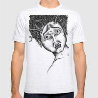 The Bug Lady Mens Fitted Tee Ash Grey SMALL