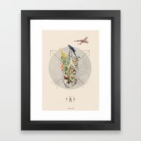 ANTROPOAMORFICO - Love: … Framed Art Print