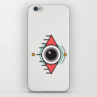 The Seeing Eye iPhone & iPod Skin
