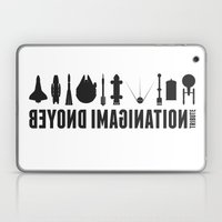 Beyond Imagination: Disc… Laptop & iPad Skin