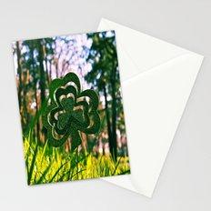 Shamrock rising Stationery Cards