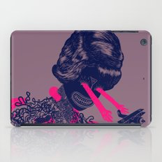 look into my beautiful eyes iPad Case