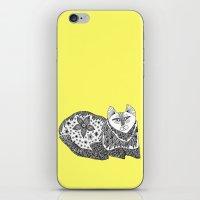 Love Cats iPhone & iPod Skin