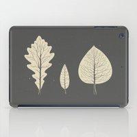 Tree-leaf iPad Case