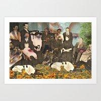 Memento Mori 2 Art Print