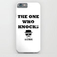 Heisenberg - The One Who Knocks Slim Case iPhone 6s