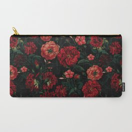 Carry-All Pouch - RED NIGHT - VS Fashion Studio