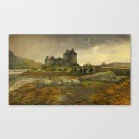 Eilean Donan II Canvas Print
