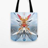 Monark Tote Bag