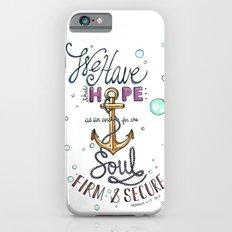 Hebrews 6:19 iPhone 6 Slim Case