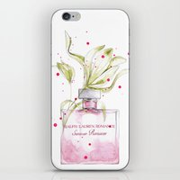 RL Romance iPhone & iPod Skin