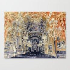 Opera de Paris Canvas Print