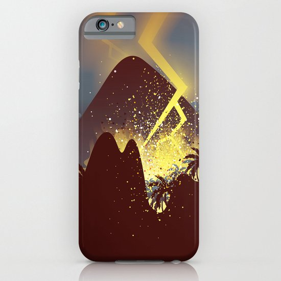 Boom! (Cropped Version) iPhone & iPod Case