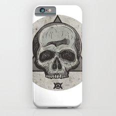 Skull & symbols iPhone 6 Slim Case
