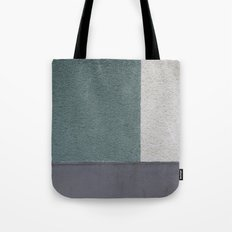 Green Stucko Tote Bag