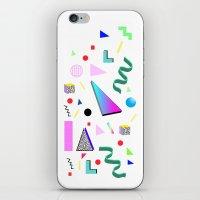 Pattern 18 iPhone & iPod Skin