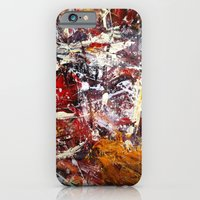 iPhone & iPod Case featuring Round About by Evan Hawley