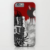 Man On Fire iPhone 6 Slim Case