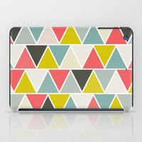 Triangulum iPad Case