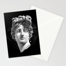 Sculpture Head III Stationery Cards