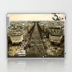 lobster in paris Laptop & iPad Skin