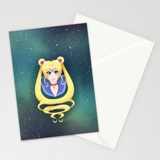 Sailor Moon and the Inner Senshi Stationery Cards