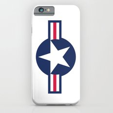 US Air force plane smbol - High Quality image iPhone 6s Slim Case