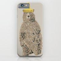 iPhone & iPod Case featuring Honey Bear by Danielle Podeszek