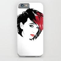 Minimal Girl 2 iPhone 6 Slim Case