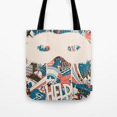 Save us. Tote Bag