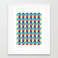Zevo Framed Art Print