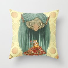 Hansel & Gretel Throw Pillow