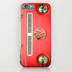Summer of Love - Adventure Red iPhone 6 Slim Case