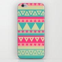 Tropical Tribal iPhone & iPod Skin