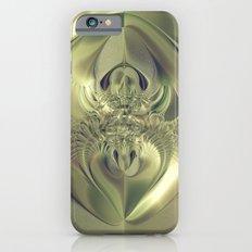 Metallic Leaves Slim Case iPhone 6s