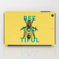Bee-you-tiful iPad Case