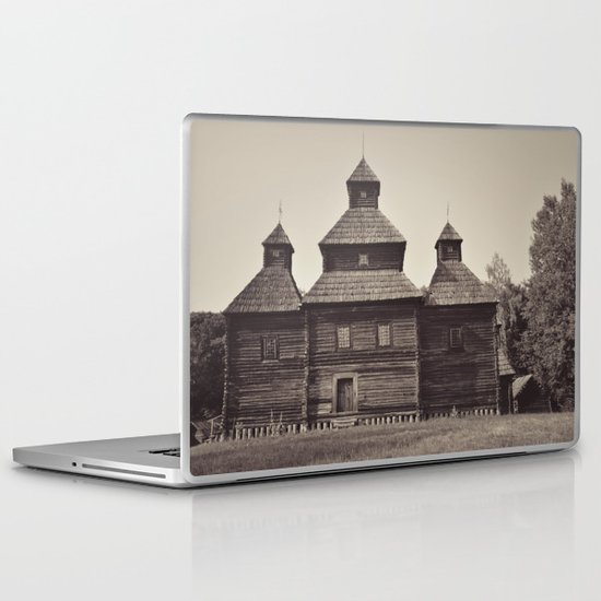 Russian Church Laptop & iPad Skin