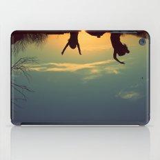 upsidedown&insideout iPad Case